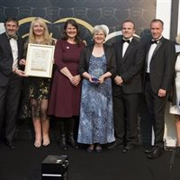 Academic Respiratory Team and Wolfson Palliative Care Research Centre recognised at Golden Hearts Awards