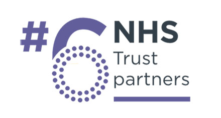 6 NHS Trust partners