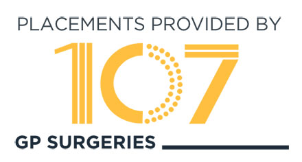 Placements-provides-by-107-GP-surgeries