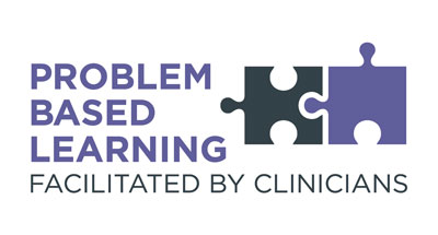 Problem based learning facliltated by clinicians