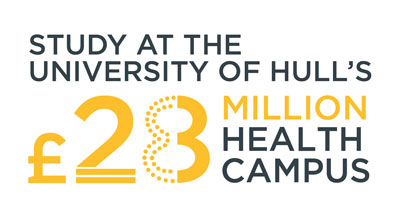 Study at the University of Hull's £28million health campus
