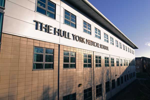 Hull York Medical School at the University of York campus